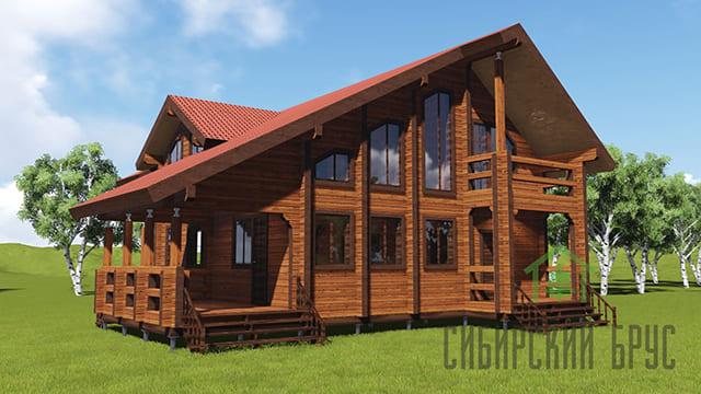 Проект 285, дом