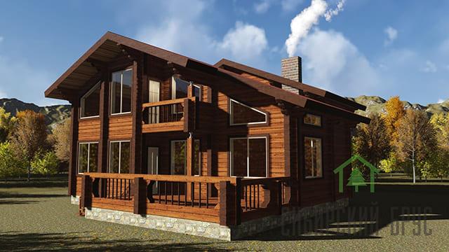 Проект 306, дом